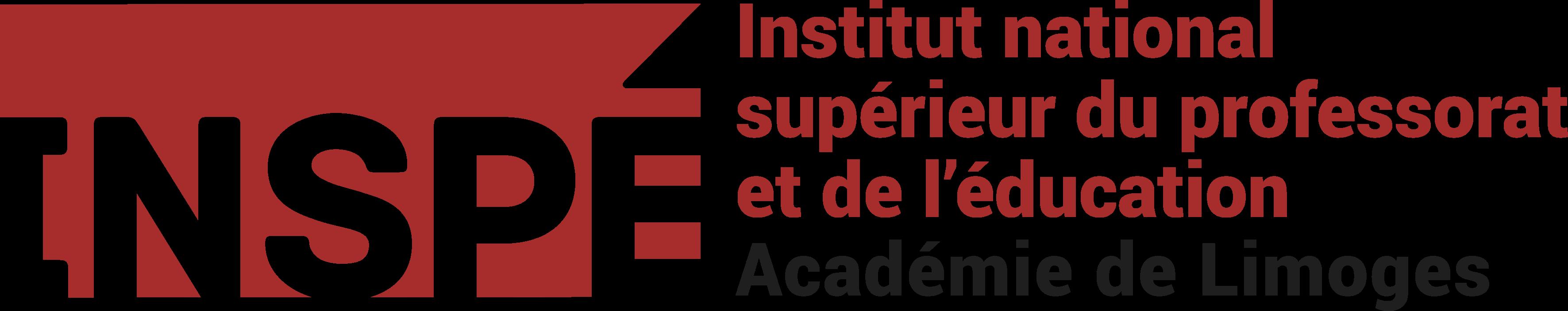 Inspé de l'académie de Limoges